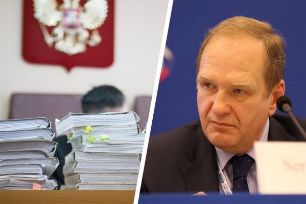 Суд огласил приговор бывшему первому замглавы МЧС России Сергею Шлякову и троим его подельникам