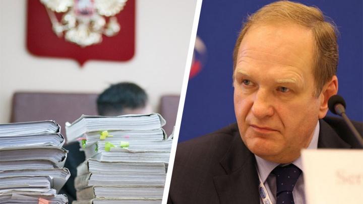 Бывшему замглавы МЧС вынесли приговор по делу о «продаже» должности ярославского губернатора