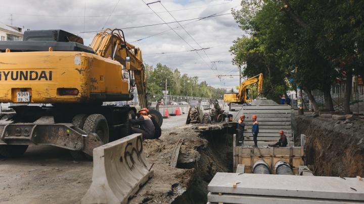 Часть района в Челябинске на неделю оставят без горячей воды