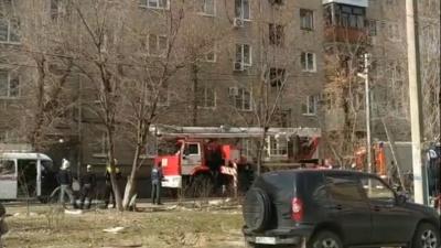 В Волгограде потушили пожар в квартире в Тракторозаводском районе