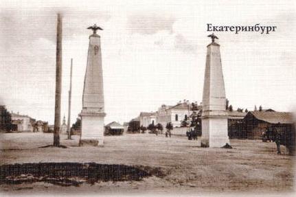 На проспекте Ленина восстановят два обелиска, которые снесли сто лет назад