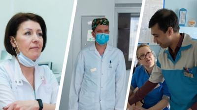 Классные истории врачей из Поморья — они трудятся во времена COVID-19 и всё равно любят свое дело