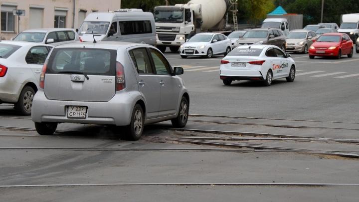 Челябинские дорожники определили трамвайные переезды, которые отремонтируют в 2021году