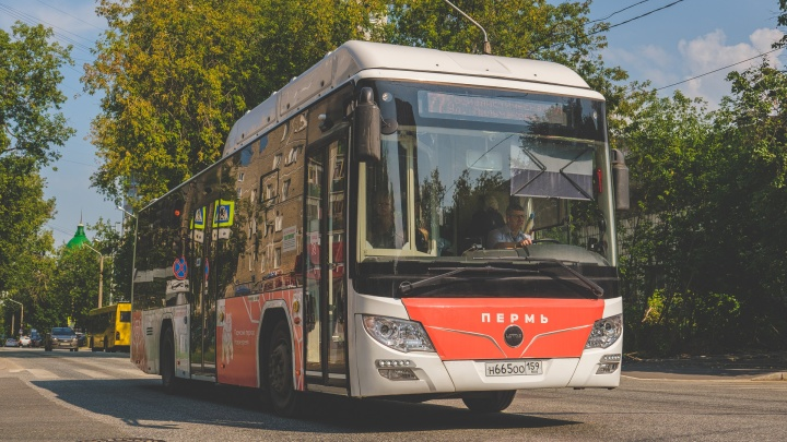 В Перми из-за ремонта сетей на улице Дружбы изменится движение автобусов