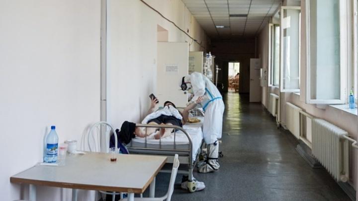 В Красноярске посчитали, сколько вакцинированных горожан заразились коронавирусом
