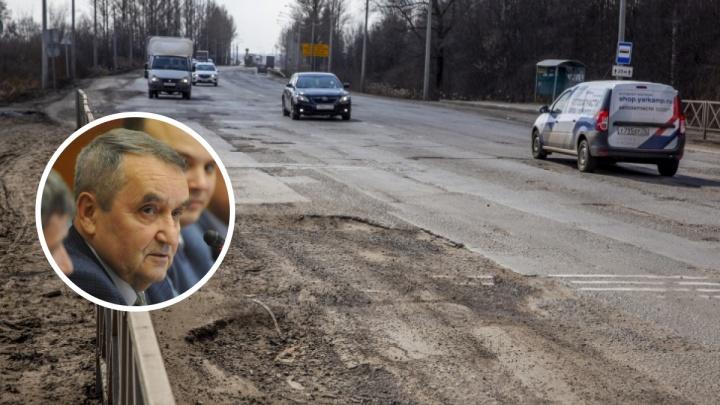 «Дорога военного значения»: эксперт назвал причины, почему нельзя ездить по юго-западной окружной в Ярославле