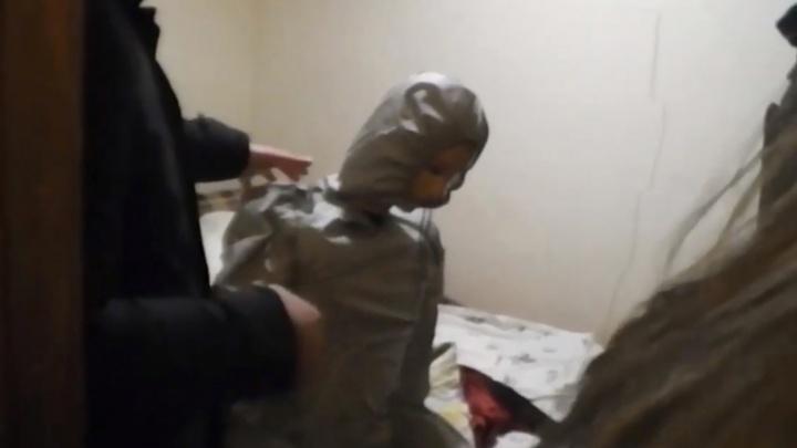 Подозреваемый в убийстве семьи в Кудьме рассказал, как совершал преступление