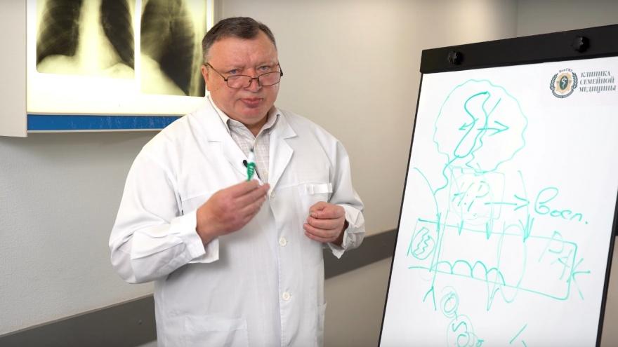 «Облизал соску — передал инфекцию»: профессор о смертельной угрозе рака желудка в Волгограде