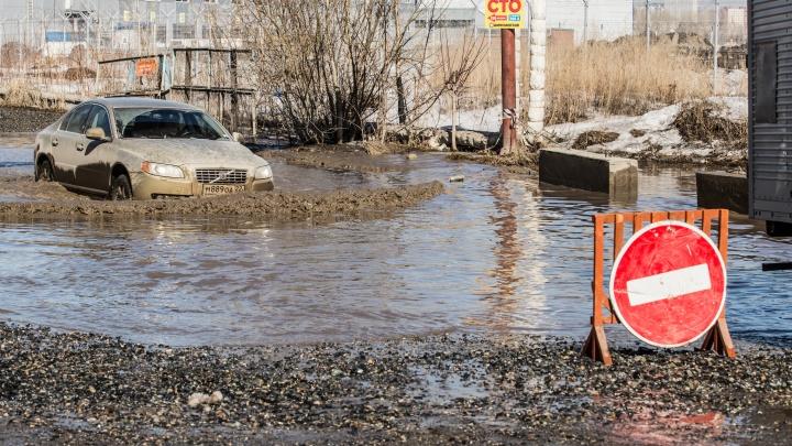 11 дачных сообществ в Новосибирске попали в зону возможного подтопления при паводке: список