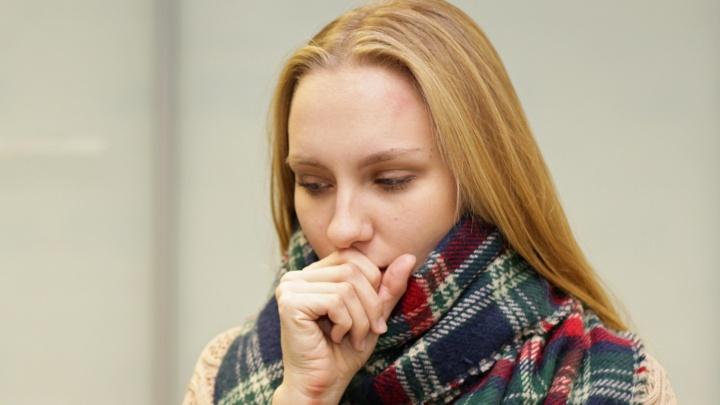 В Роспотребнадзоре Прикамья рассказали, сколько человек заразились ОРВИ