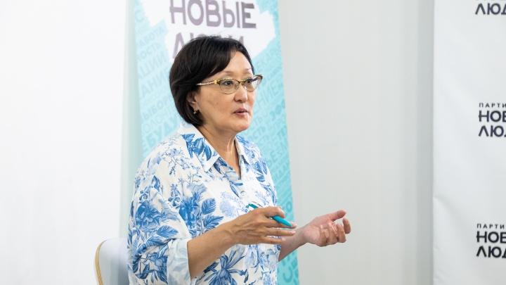 Сардана Авксентьева: «Новые люди» уверены, что у Татарстана особенный путь»