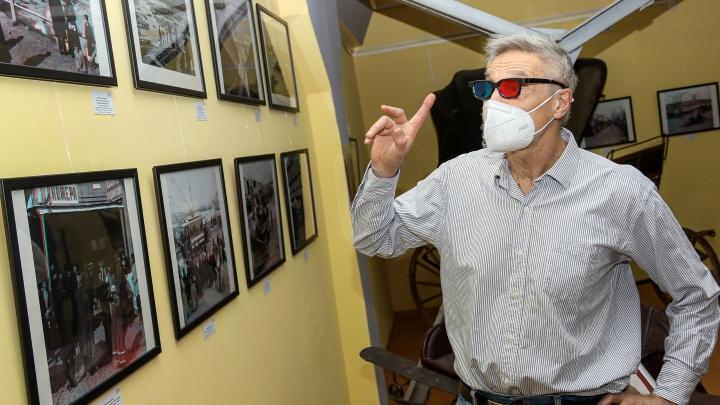 XIX век в 3D. Выставка стереофотографий Нижнего Новгорода открылась в Техническом музее