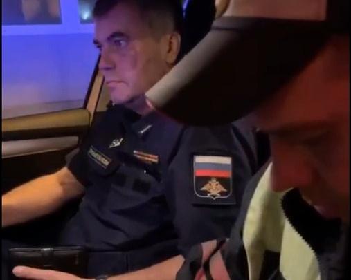 В Челябинске полковника из ЧВВАКУШа заподозрили в езде пьяным за рулем