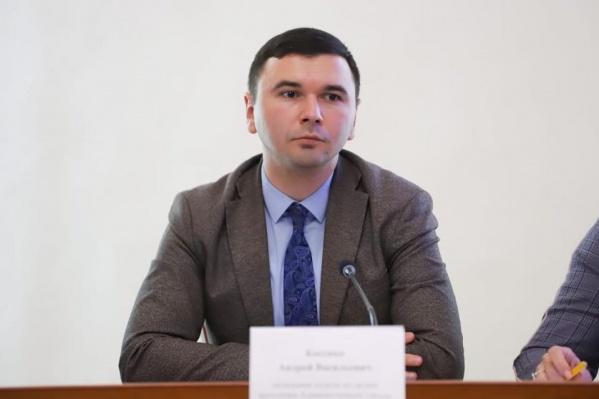 В ростовской администрации Косенко уже 6 лет