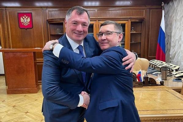 Ходили слухи, что Якушев и Хуснуллин не сработались, и из-за конфликта экс-губернатору Тюменской области пришлось покинуть правительство