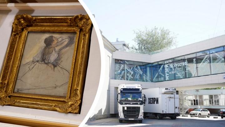 В Екатеринбурге спустя семь лет ожиданий открывается «Эрмитаж-Урал». Публикуем видеоэкскурсию