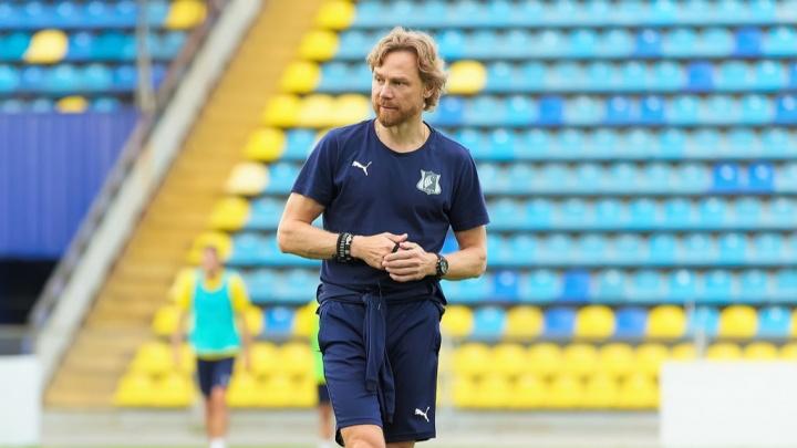Карпин назвал задачу «Ростова» на сезон