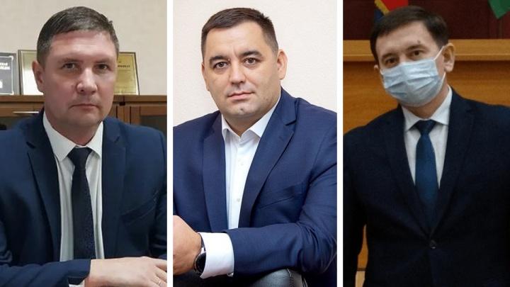 В Башкирии назначили трех новых глав районов