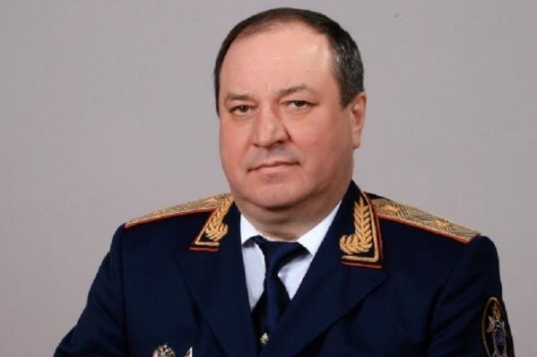 Следователями области Валерий Самодайкин руководит с 2014 года