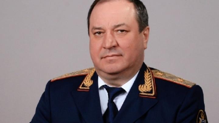 Валерий Самодайкин может покинуть пост главы СУ СК по Самарской области