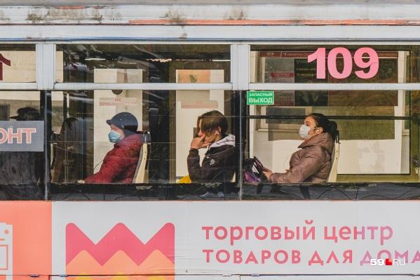 Время отправления автобусов и трамваев скорректируют с учетом пожеланий пермяков
