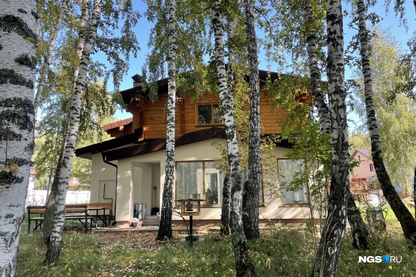 Юрий Верещагин построил свой комбинированный дом в коттеджном поселке «Соловьи»