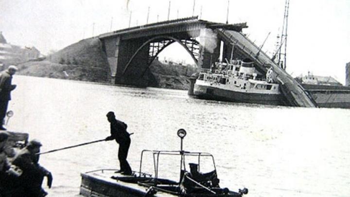 «Сухогруз потащил мост за собой»: рассказываем о крупнейшей в истории речной катастрофе на Самарке