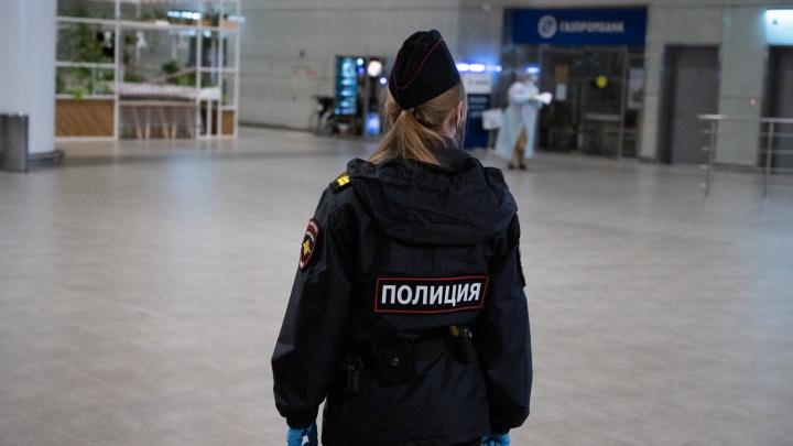 В Платове задержали женщину, которая предъявила поддельный ПЦР-тест