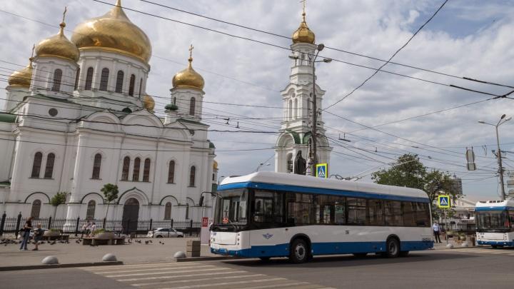 Власти нашли Военвед на карте. Реакция ростовчан на вновь запущенный троллейбус № 17