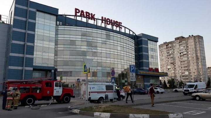 В Волгограде эвакуируют еще один торговый центр