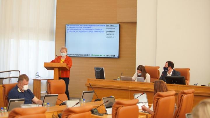 Красноярские депутаты попросили мэрию помочь медучреждениям с транспортом