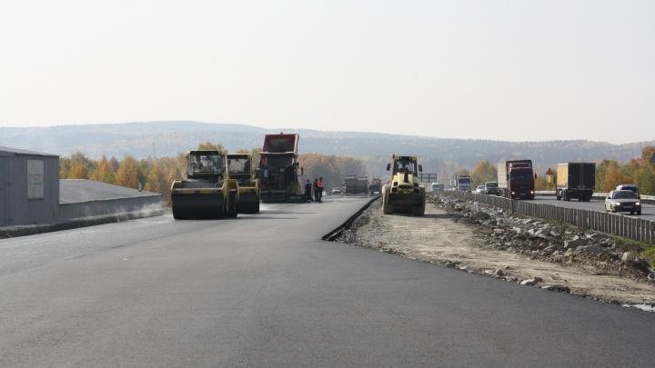 Жителей Компрессорного и Кольцово отрезали от удобного выезда на ЕКАД