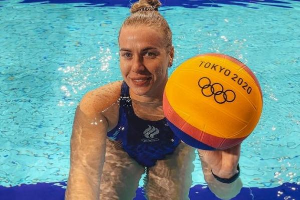 У Анны уже есть бронзовая медаль летних Олимпийских игр в Рио-де-Жанейро