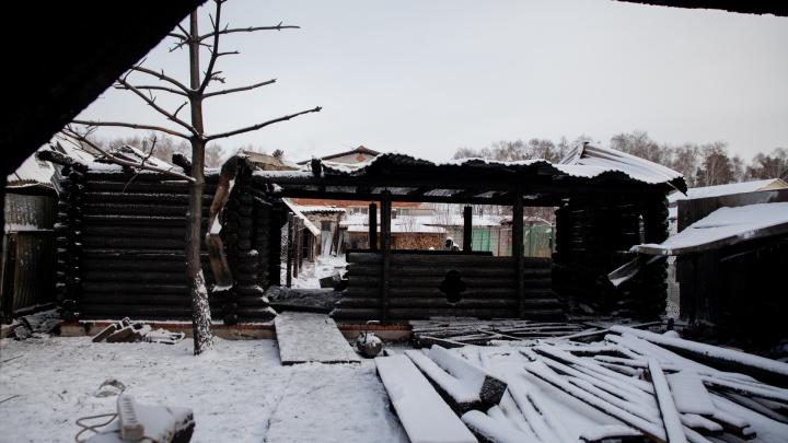 Хозяйку дома престарелых в Боровском, где погибли семь человек, оставили в СИЗО еще на два месяца