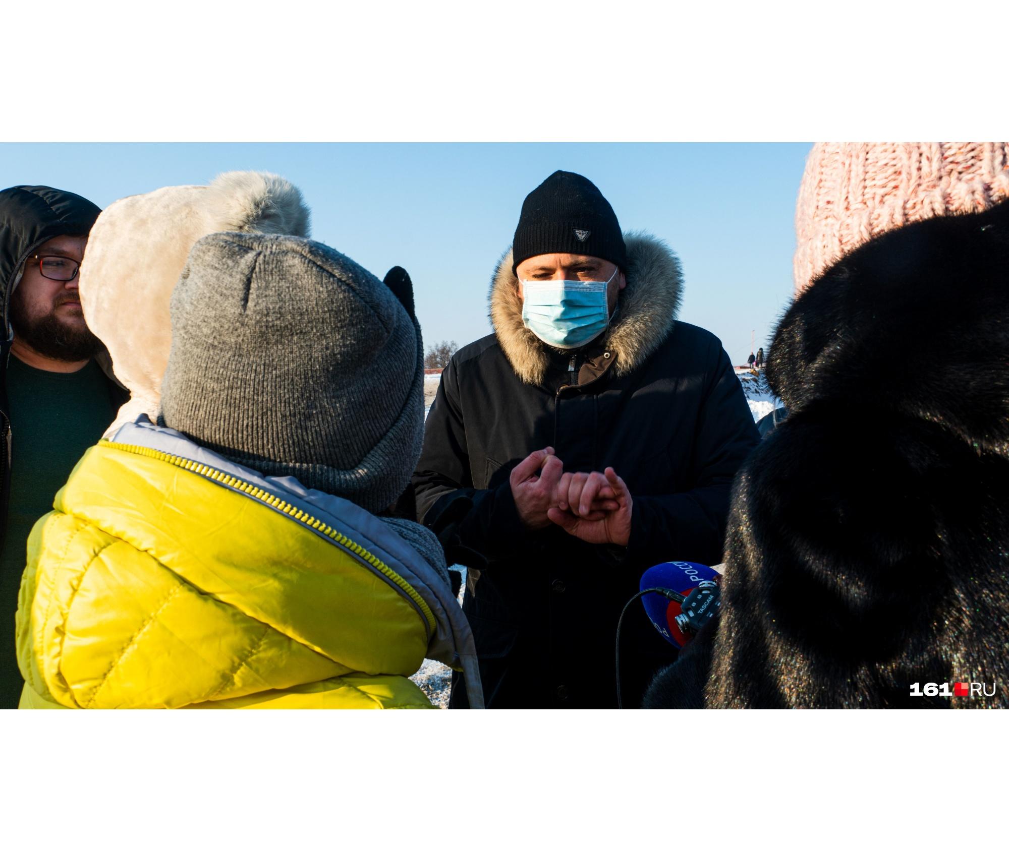 Солонский не считает упрямство собственников проблемой