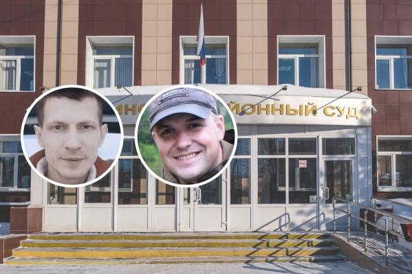 Обоих обвиняемых приговорили к реальным срокам