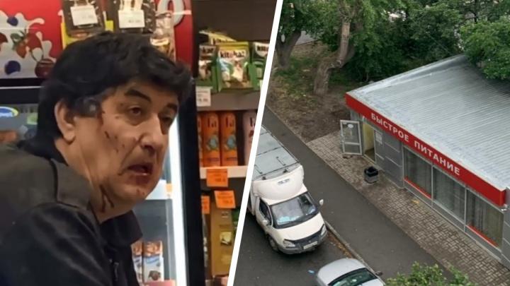 «Схватили бутылки и выбежали из ларька». В Екатеринбурге два парня избили охранника из-за пива, он умер в больнице