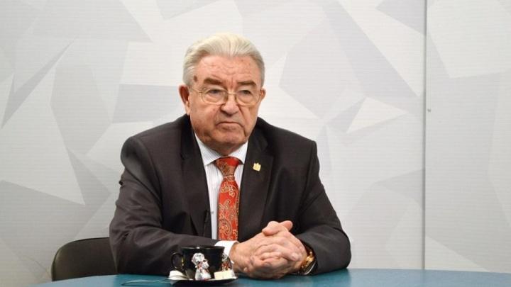 Умер бывший губернатор Пермской области Геннадий Игумнов