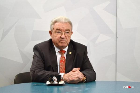 Геннадий Игумнов был губернатором четыре года