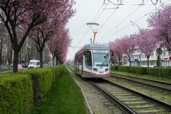 """Новую трамвайную линию планируют построить в ближайшие <nobr class=""""_"""">3–5 лет</nobr>"""