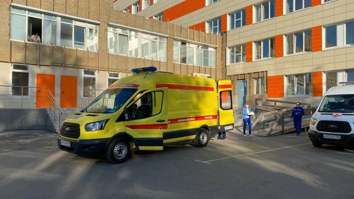 Вышел из комы: подростка, получившего мощный удар током на карьере, доставили в Екатеринбург на вертолете