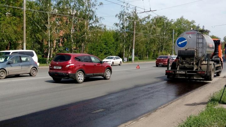 На проект реконструкции улицы 10летОктября выделили 31миллион рублей