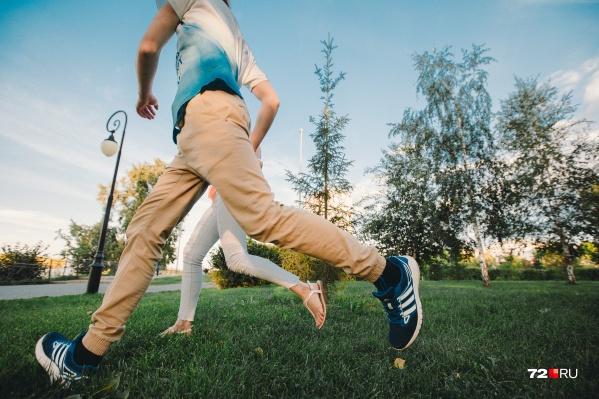 Чтобы распознать сексуальный темперамент человека, достаточно внимательно рассмотреть его ноги