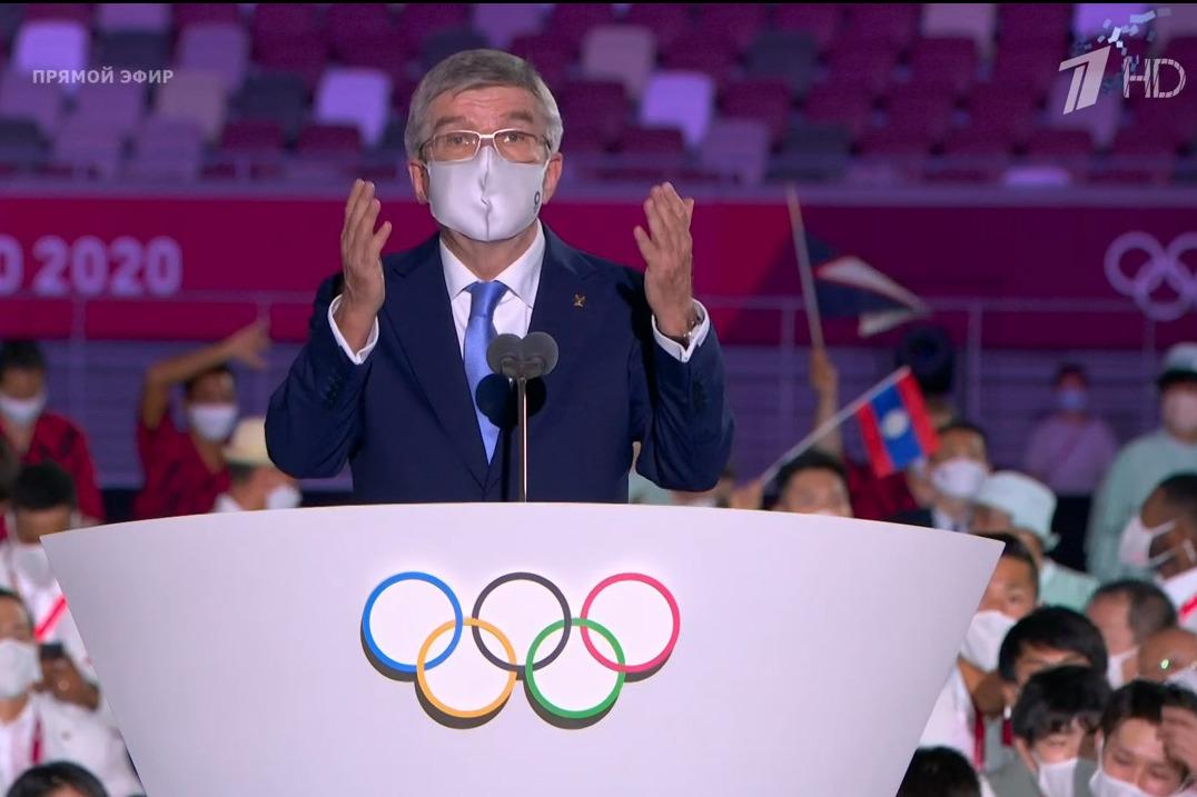 Томас Бах поблагодарил организаторов Олимпиады, жителей страны и волонтеров