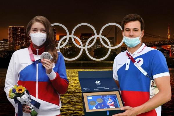 Омичи впервые привезут с Олимпиады сразу четыре медали