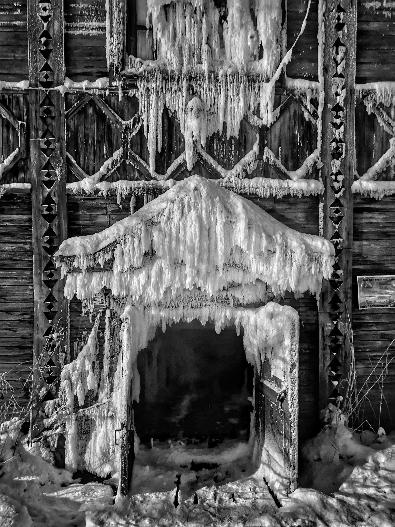На дом обратил внимание фотограф Илья Тильманн