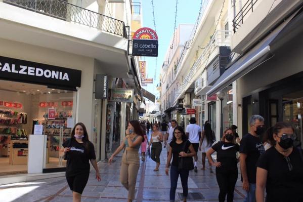 Атмосфера в Греции, как и всегда, расслабленная