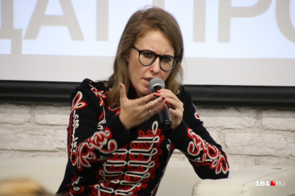 В 2018 году Анастасия была координатором предвыборного штаба Ксении Собчак