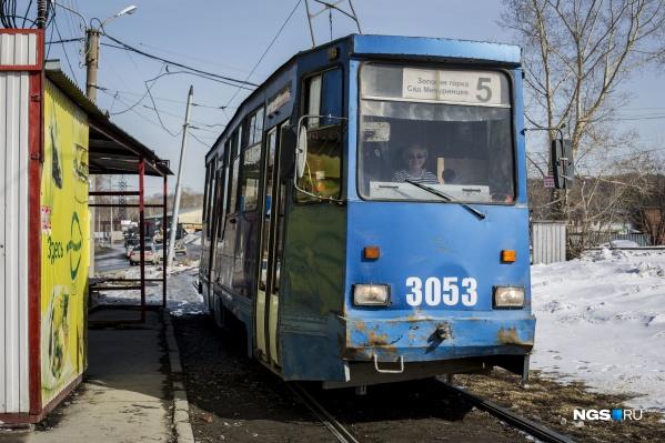 Весной и летом проблем с рельсовым транспортом нет, но вот зимой...