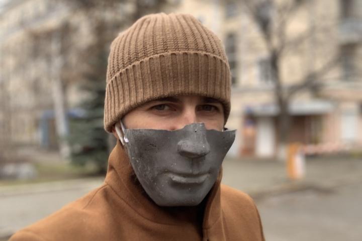 В такой маске никакие вирусы не страшны